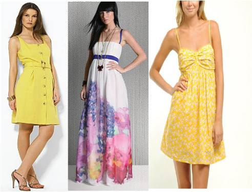 Dresses for summer