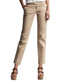 Khaki pants for women