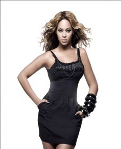 Beyonce poses for C&A clothing line