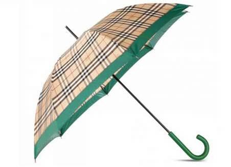 Burberry April Showers collection umbrella