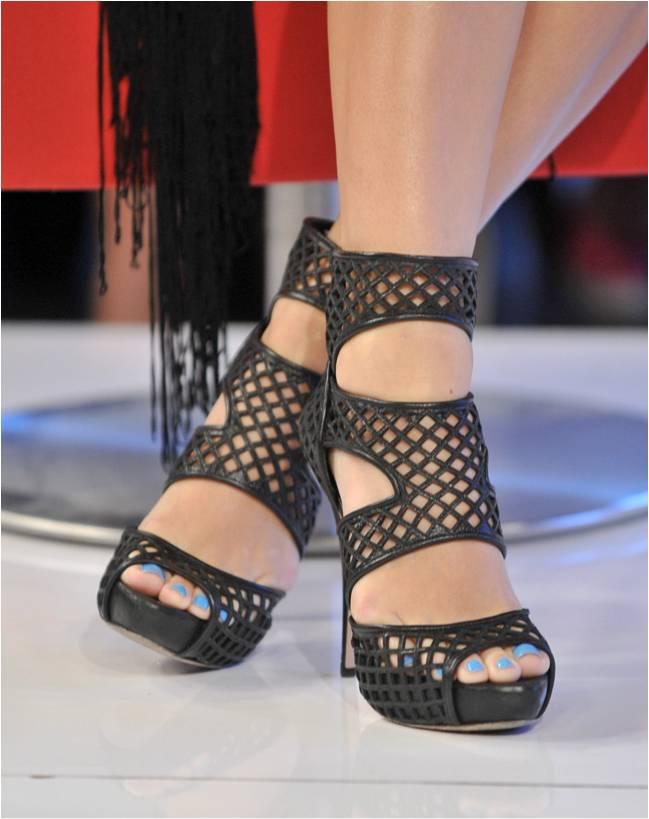 Peep Toe Shoe - slideboom.com
