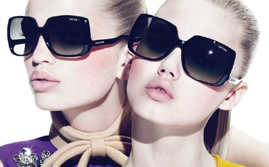 Miu Miu Fall/Winter 2010-2011 Campaign