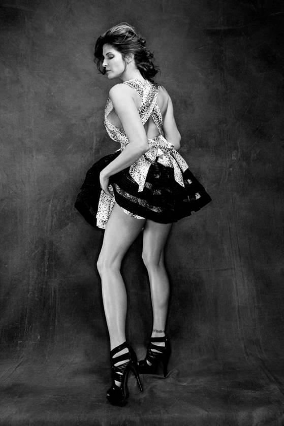 Stephanie Seymour For Flaunt 109
