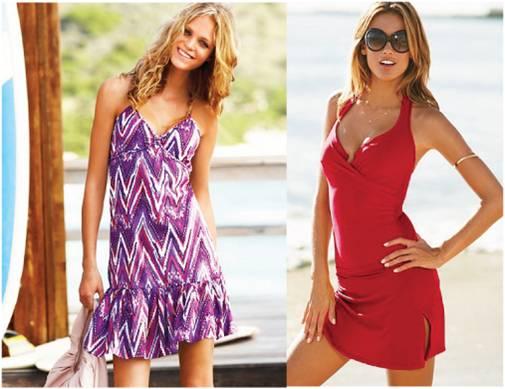 Beach Halter Neck Dress