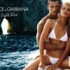 Dolce-Gabbana Light Blue Fragrance ad campaign