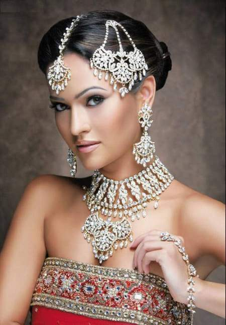 136d673c6935a6 Types and Varieties of Indian Bridal Jewellery
