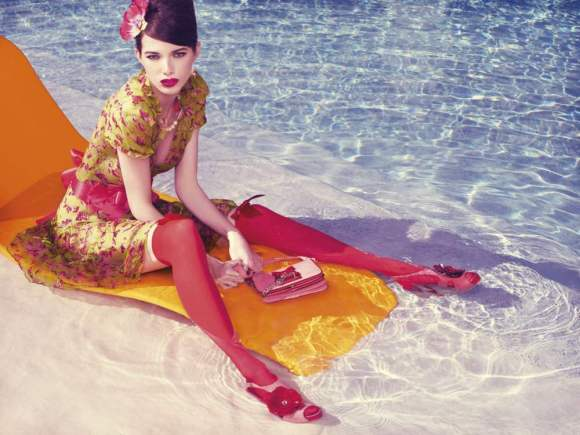 Alannah Hill S/S 2010-2011 Campaign