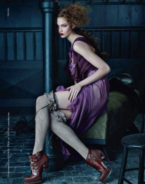 Christian Dior Fall/Winter 2010-2011 Campaign