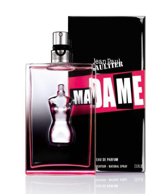 jean paul gaultier madame eau de parfum campaign. Black Bedroom Furniture Sets. Home Design Ideas