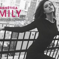 Emily DiDonato  Marie Claire Spain October 2010 David Roemer