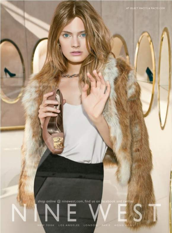 Nine West Fall/winter 2010-2011 Campaign