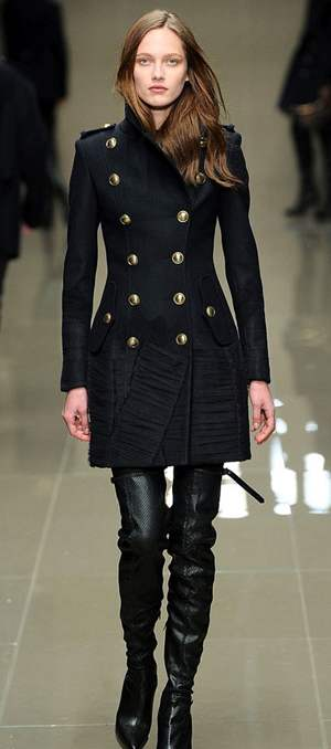 Key Fashion Looks Fall/Winter 2010-2011