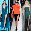 The fashion trend of High-slit Dresses and Gowns