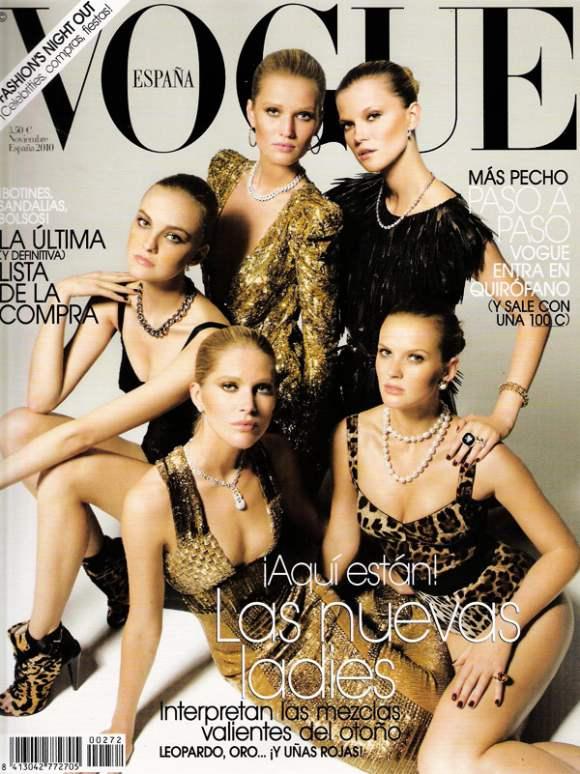 Vogue Spain November 2010