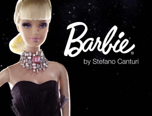 The Undercover Girl The World S Most Expensive Barbie Doll