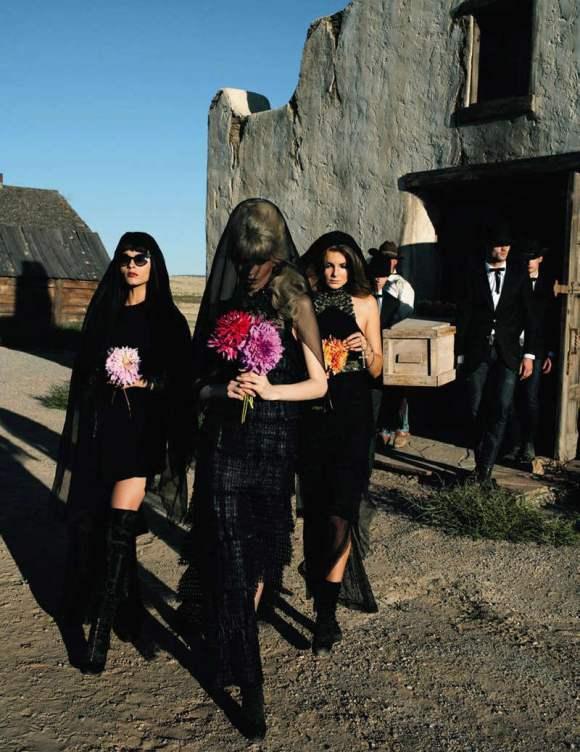 Abbey Lee Kershaw Crystal Eniko Vogue Paris 6