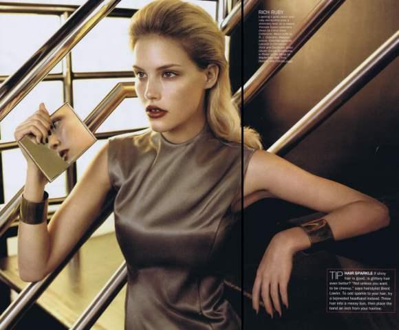 Ashley Smith Allure Magazine December 2010-3