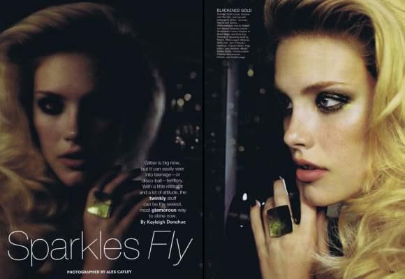 Ashley Smith Allure Magazine December 2010