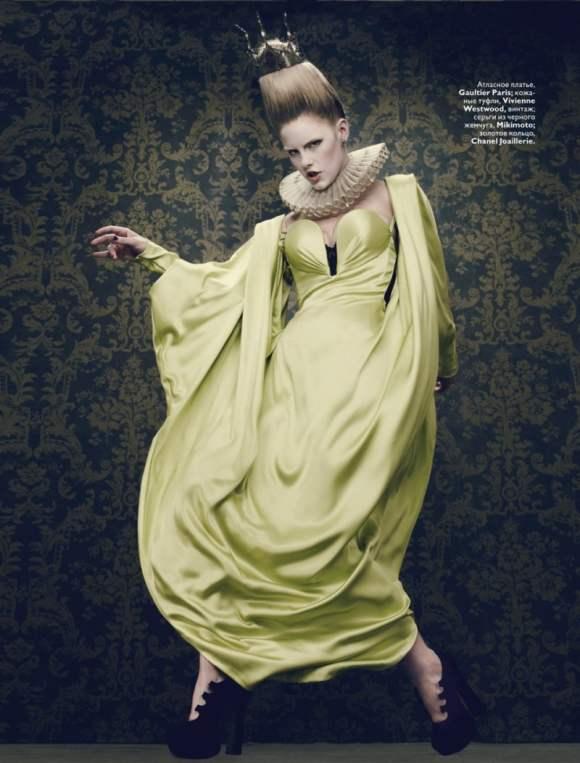 Ashley Smith Vogue Russia December 2010 5