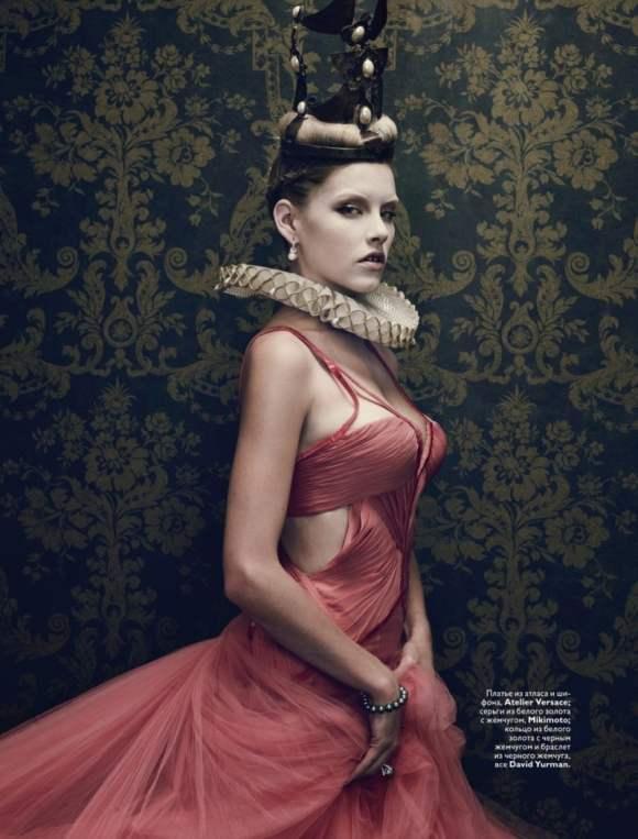 Ashley Smith Vogue Russia December 2010