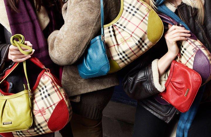 Burberry Autumn-Winter 2010 Accessories handbags