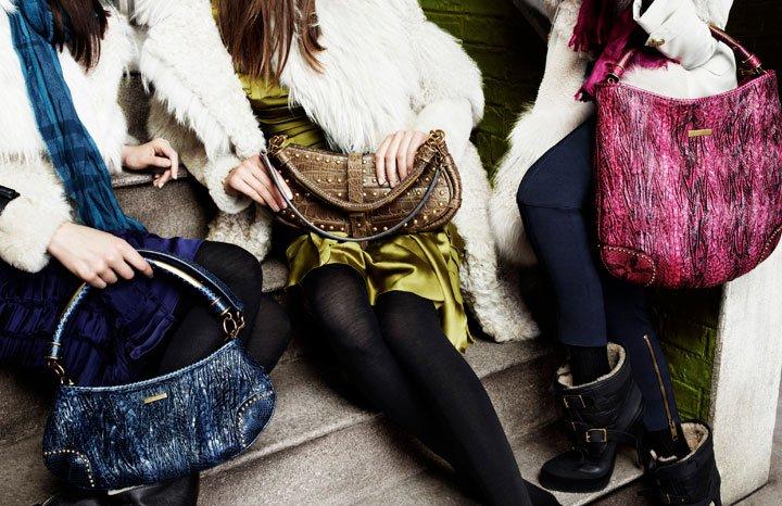 Burberry  handbags women fall 2010