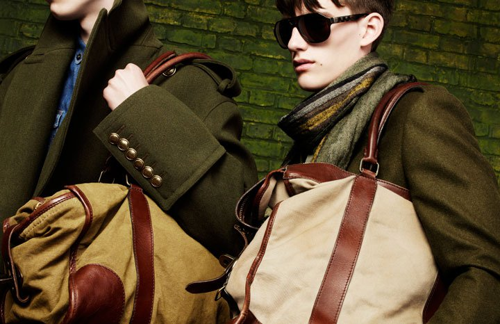 Burberry Autumn-Winter 2010 Accessories Collection