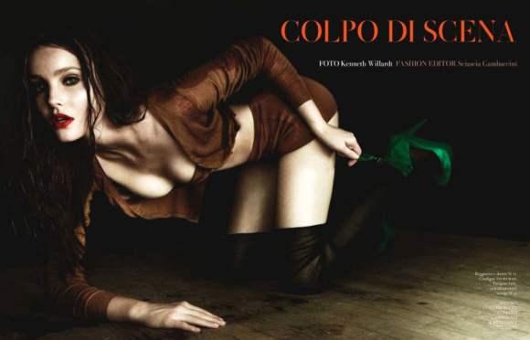 Candice Boucher A Magazine