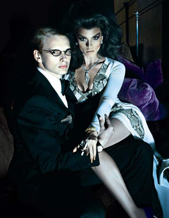 Crystal Renn for Vogue Paris December–January 2011-5