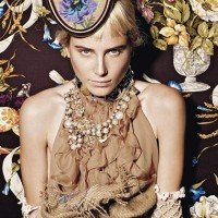 Dree Hemingway Vogue Italia November 2010
