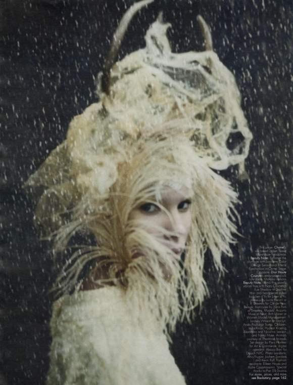 Lindsey Wixson  W Magazine December 2010-10