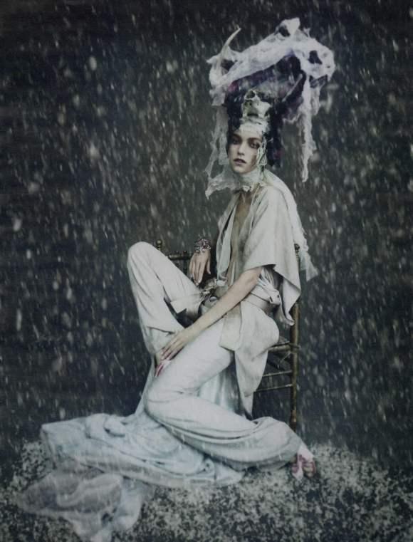 Lindsey Wixson  W Magazine December 2010-7