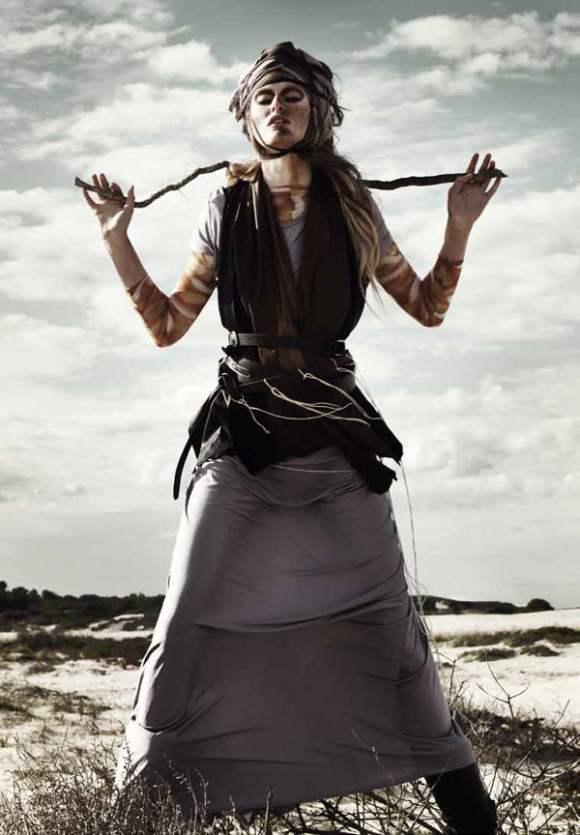 Natalie Keyser for Black Magazine