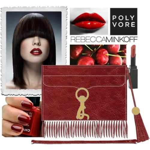 Polyvore contest to design Rebecca Minkoff bag