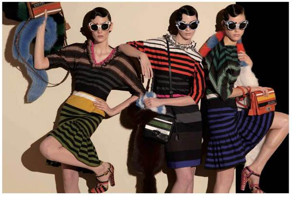 Prada Spring-Summer 2010 Campaign