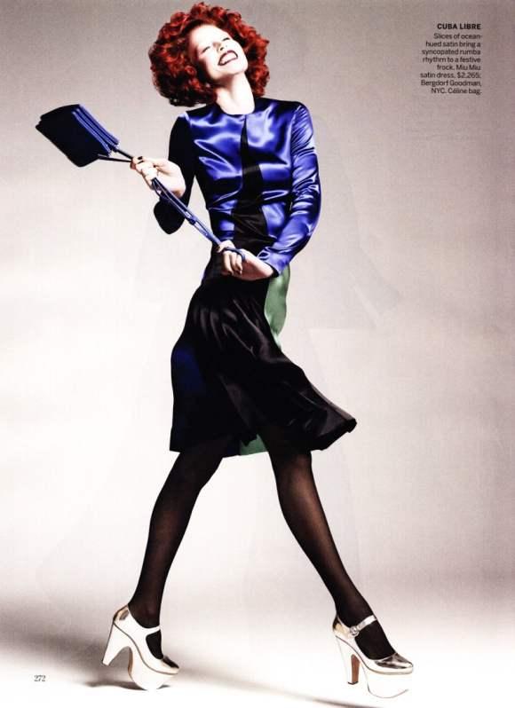 Raquel Zimmermann Vogue US December 2010-8