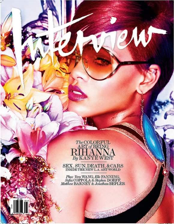Rihanna Interview December 2010