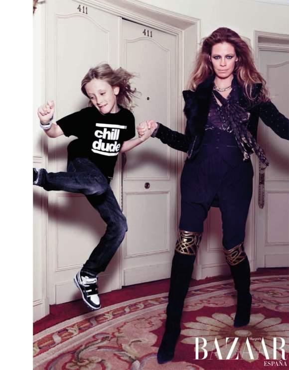 Tanga Moreau Harpers Bazaar Spain December 2010-7