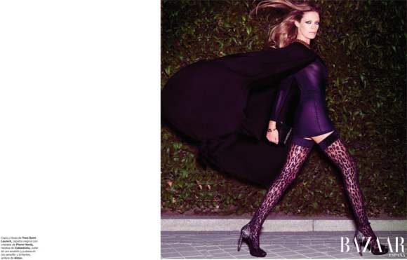 Tanga Moreau Harpers Bazaar Spain December 2010-9