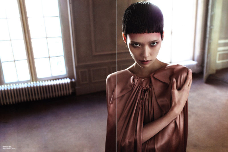 Tao Okamoto Numero China December 2010 8
