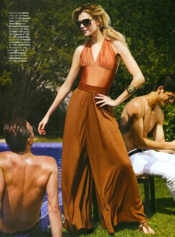 Vogue Brazil December 2010 5