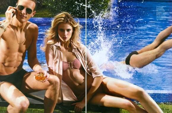 Vogue Brazil December 2010 6