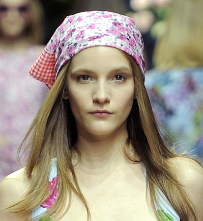 Hair accessories trend ss 2011 headbands bandanas and head gears bandanas and turbans urmus Gallery