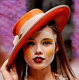 formal hats for women spring 2011 Vivine westwood