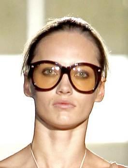 retro sunglasses round frame Dsquared2