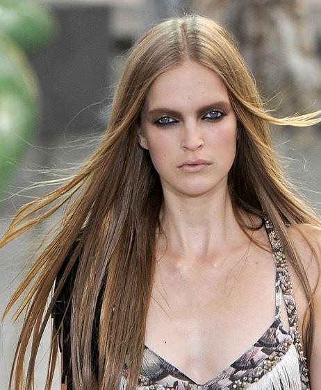 Astounding Long Center Part Hairstyles 12 Victoria Fashion Short Hairstyles Gunalazisus