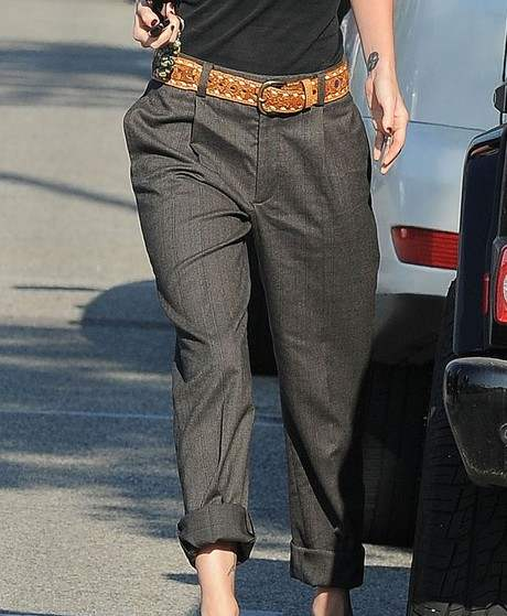 tailored trousers for women megan fox