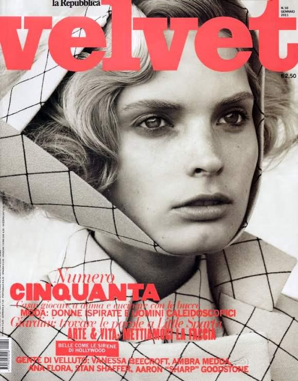 Agnete Heglund for Velvet January 2011