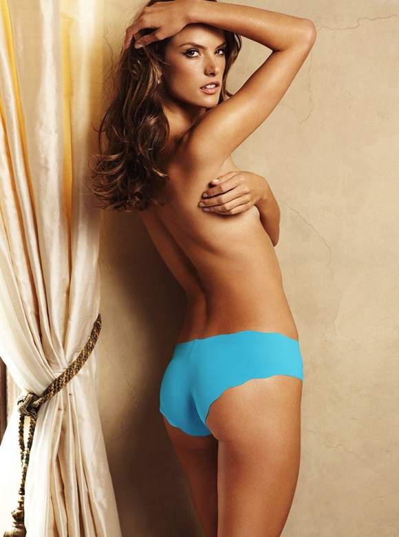 Alessandra Ambrosio for Victorias Secret Lingerie 6