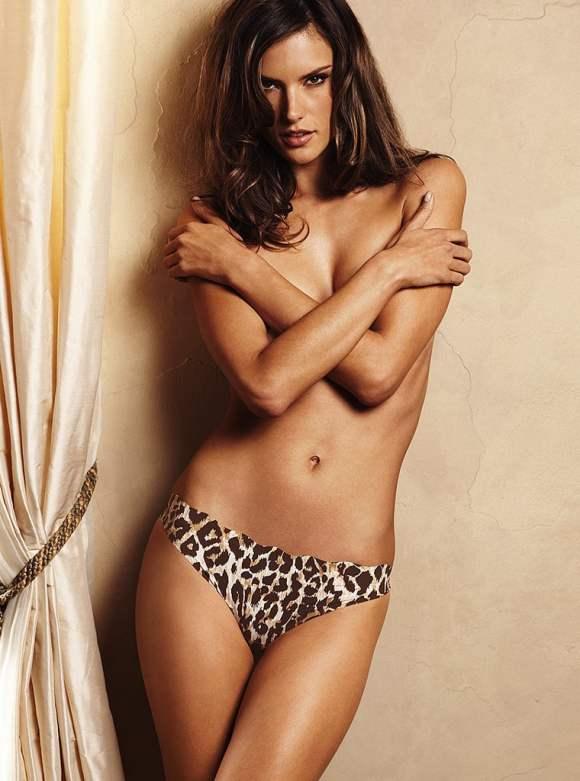 Alessandra Ambrosio for Victorias Secret Lingerie 7